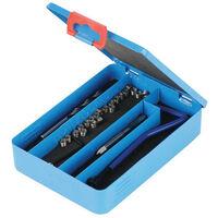 Silverline 127589 Thread Repair Kit Coil Type M5 x 0.8mm
