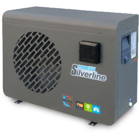 Silverline 18kw 90m3Max Gaz R32 pompe a chaleur piscine Poolex