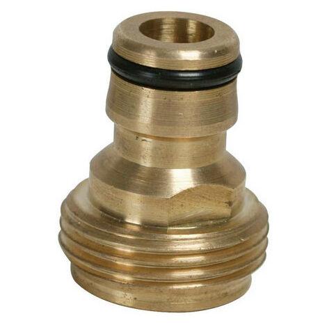 "Silverline 244973 Internal Adaptor Brass 1/2"""