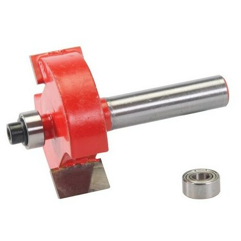 Silverline 254118 8mm Rebate Cutter 35 x 12.7mm