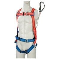 Silverline 254301 Restraint Kit Harness & Lanyard