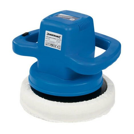 Silverline 261362 Orbital Car Polisher 110W 110W