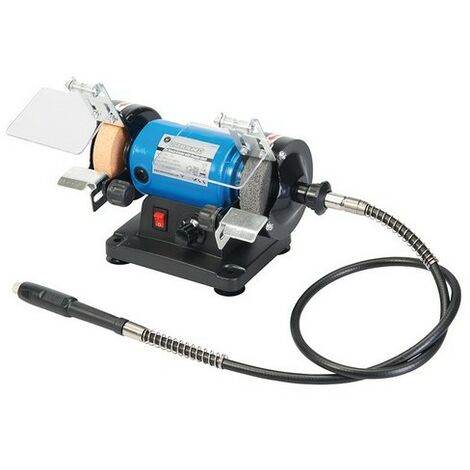 "Silverline 268953 DIY 120W Multi Grinder 75mm 3"" / 75mm"