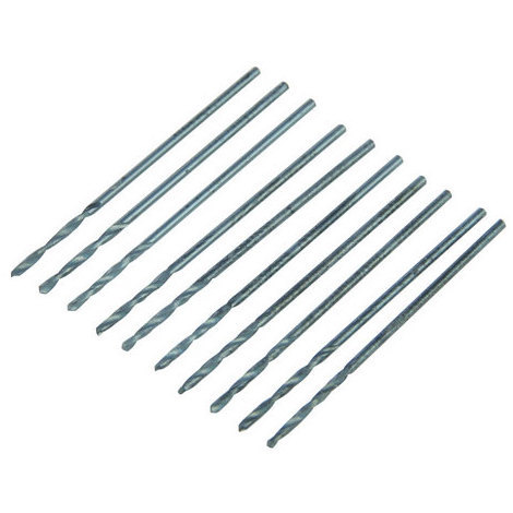Silverline 273205 Metric HSS Jobber Bits 10pk 1.5mm