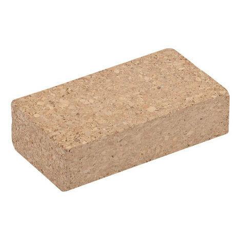 Silverline 282641 Cork Sanding Block 110 x 60 x 30mm