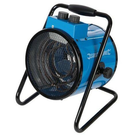 Silverline 300316 DIY 2kW Workshop Electric Fan Heater 2kW