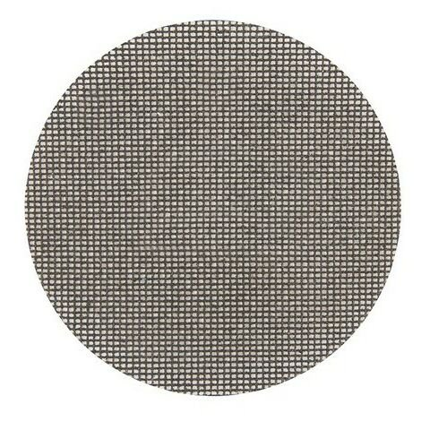 Silverline 323921 Hook & Loop Mesh Discs 225mm 10pk 180 Grit
