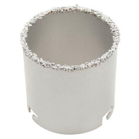 Silverline 330694 Tungsten Carbide Grit Holesaw 83mm