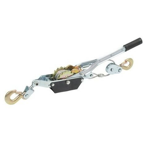 Silverline 361253 Cable Puller Heavy Duty 2000kg / 3m Cable