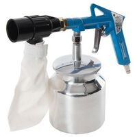 Silverline 372673 Recirculating Sandblasting Kit 6pce 03 - 4Bar (43 - 58psi)