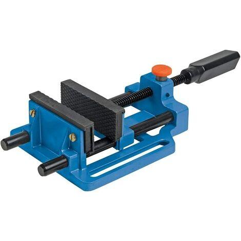 Silverline 380956 Quick Release Drill Vice 100 mm