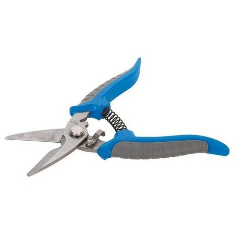 Silverline 393196 Industrial Shears 185mm