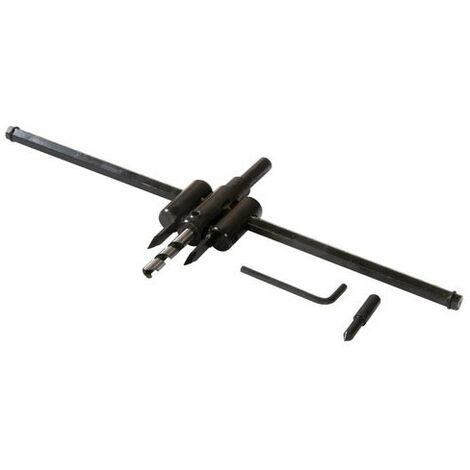 Silverline 427644 Adjustable Hole Cutter 40 - 300mm