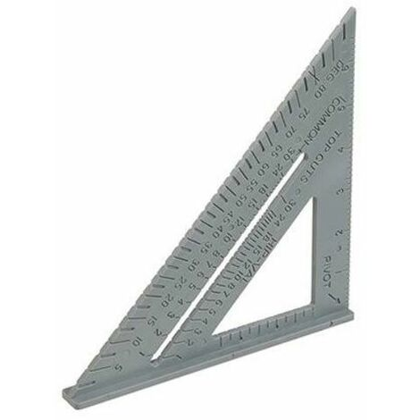 Silverline 465021 Rafter Roofing Square 7""