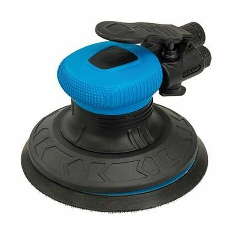 Silverline 466042 Air Random Orbit Palm Sander 150mm