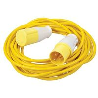 Silverline 475654 Extension Lead 16A 110V 10m