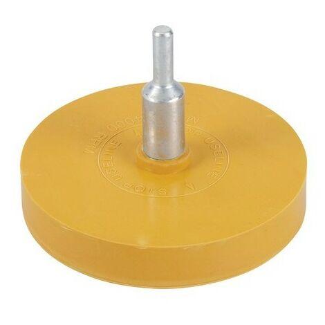 Silverline 509509 Eraser Rubber Pad 85mm