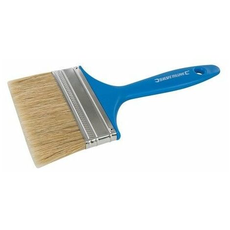 Silverline 606675 Disposable Paint Brush 100mm
