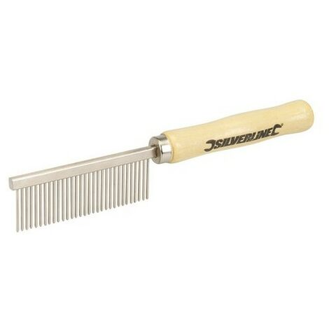 Silverline 629268 Paint Brush Cleaning Comb 175mm