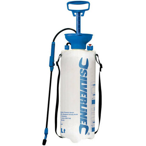 Silverline 630070 10Ltr Pressure Sprayer 10Ltr