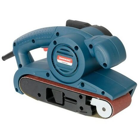 Silverline 631320 Silverstorm 810W Belt Sander 76mm 810W