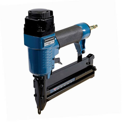 Silverline 633524 Air Nailer Stapler 50mm 18 gauge