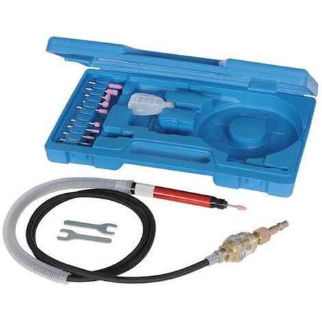 Silverline 633630 Air Micro Grinder Kit 90psi