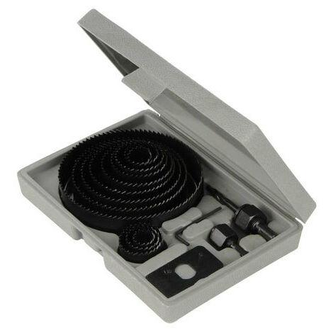 Silverline 633729 Holesaw Kit 16pce 19-127mm