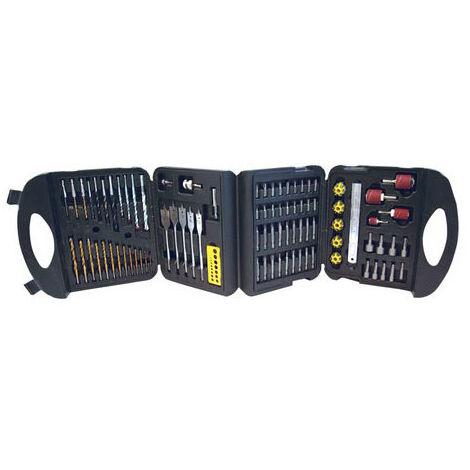 Silverline 633808 Assorted Drill Bit Set 113pce 113pce