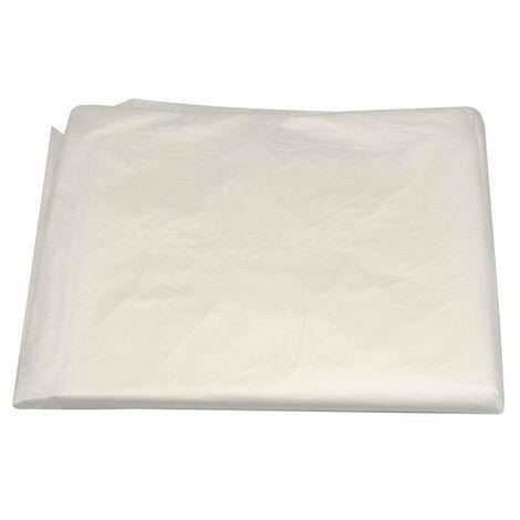 Silverline 633874 Dust Sheet Polythene 3.5 x 3.5m