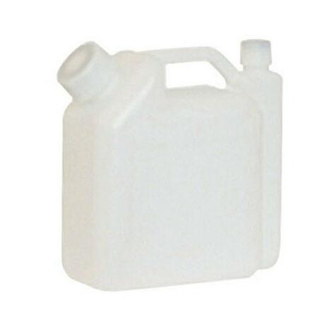 Silverline 633920 2-Stroke Fuel Mixing Bottle 1Ltr