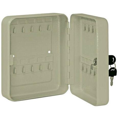 Silverline 656614 20 Key Cabinet 200 x 160 x 75mm