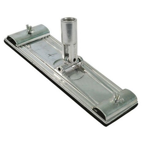 Silverline 675341 Swivel Pole Sander 235 x 80mm