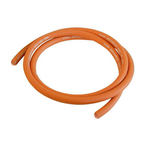 Silverline 675371 Gas Hose without Connectors 2m