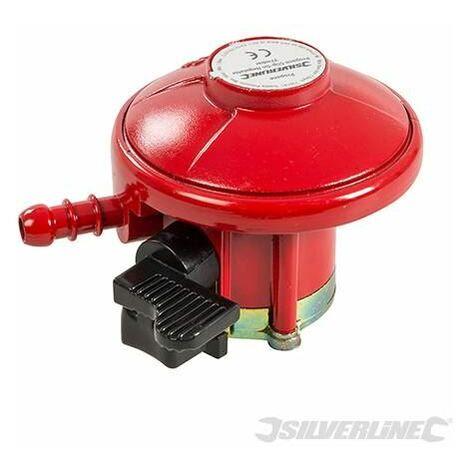 Silverline 730191 Propane Clip-On Regulator 27mm 37mbar