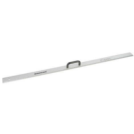 Silverline 731210 Aluminium Rule with Handle 1200mm