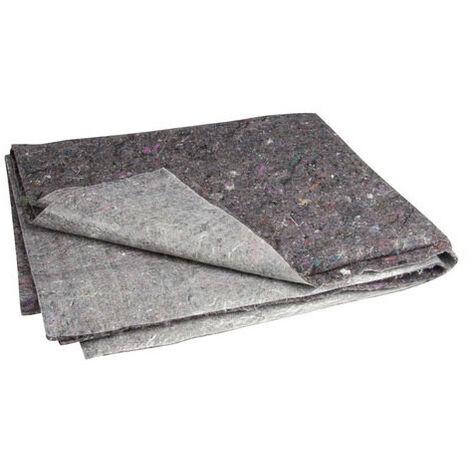 Silverline 747697 Fleece Staircase Dust Sheet 1 x 10m (3' x 33') Approx