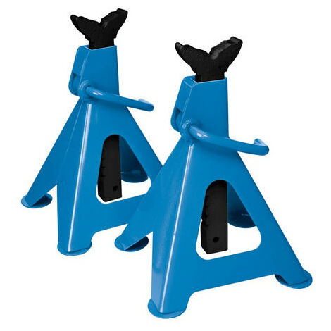 Silverline 763620 Axle Stand Set 2pce 3 Tonne