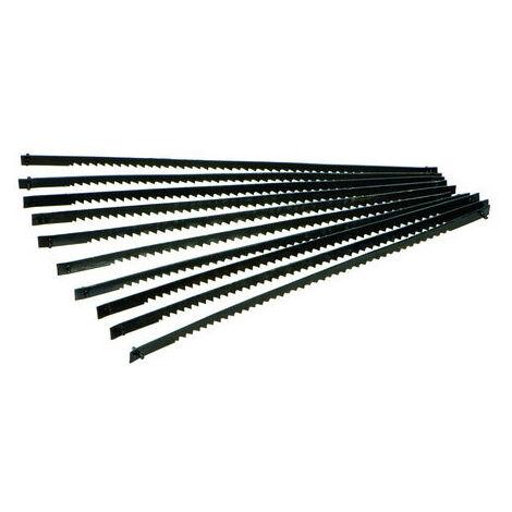 Silverline 783170 Scroll Saw Blades 130mm 10pk 10tpi