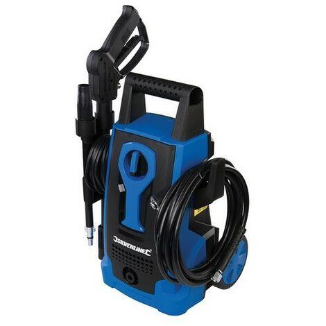 Silverline 834832 1400W Pressure Washer 105bar Max