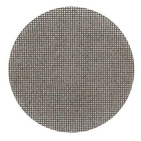 Silverline 839875 Hook & Loop Mesh Discs 225mm 10pk 120 Grit