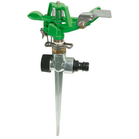 Silverline 868552 Impulse Garden Sprinkler 300mm