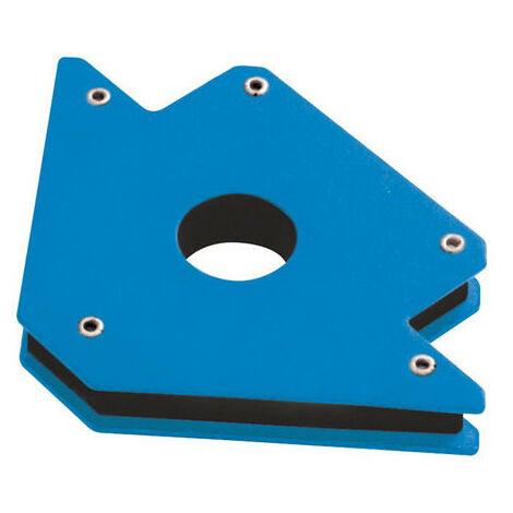 "main image of ""Silverline 868731 Welding Magnet 100mm / 13kg"""