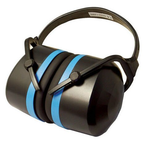 Silverline 868768 Ear Defenders Expert Folding SNR 33dB SNR 33dB