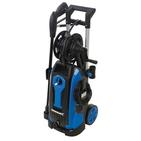 Silverline 943676 2100W Pressure Washer 165bar 165bar Max UK