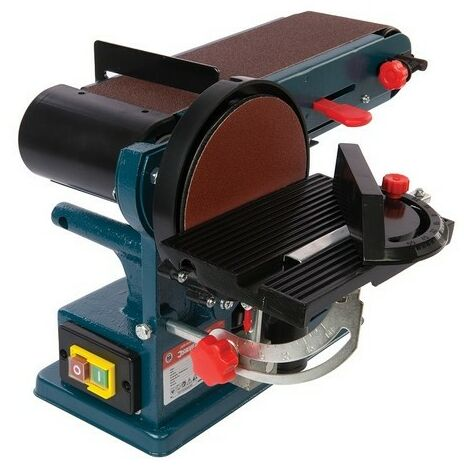 Silverline 972660 350W Bench Belt & Disc Sander 390mm