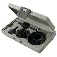 Silverline 995740 Holesaw Set 11 Piece 19 - 64mm