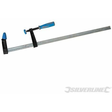 Silverline F-Clamp Heavy Duty 600 x 80mm 675243