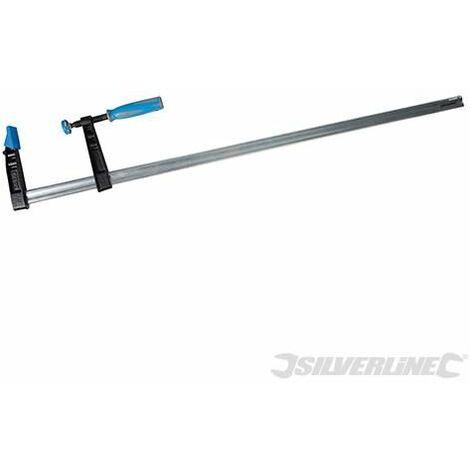 Silverline F-Clamp Heavy Duty (Deep Capacity) 1000 x 120mm 598414
