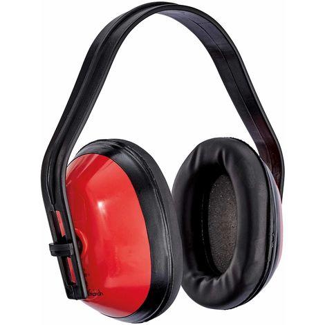 silverline Kapselgehörschutz PROTEKT BASIC, Gehörschutz, Gehörschutzkapsel 25dB, Helm Gehörschutz, Lernhilfe für Schulunterricht, Kindergehörschutz tprosafe - 13622